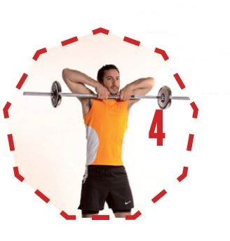 Exercises   Upright Rows