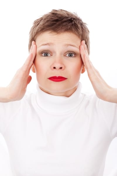 headaches due to too many toxins