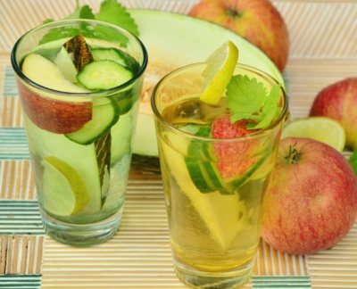 4 delicious cocktail beverages for cleansing