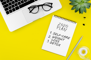 Self-care Resolutions | 21 Day Full Body Cleanse